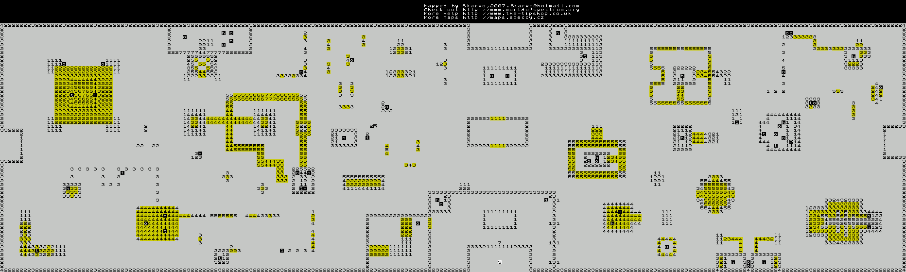 Boom Bot (2) - The Map